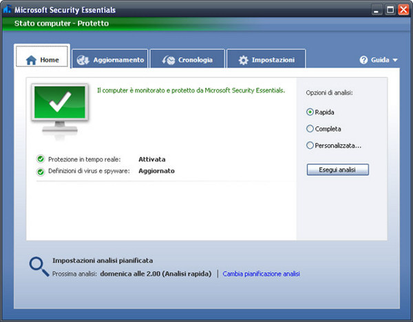 microsoft-essential-security-protezione