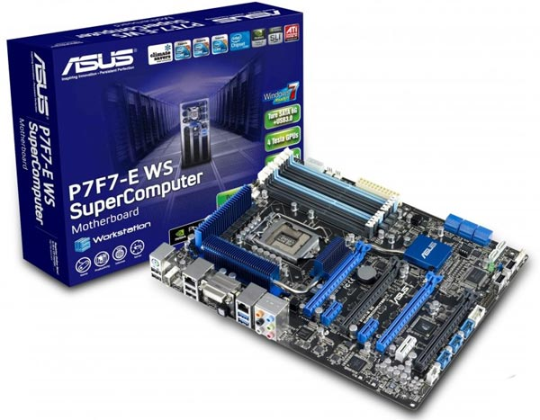 Scheda madre da Workstation per Desktop PC da Asus