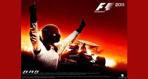 Interessante video confronto tra F1 2011 Codemaster e corsa reale